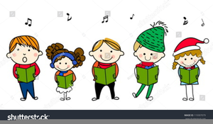Choir clipart christmas. Free images at clker