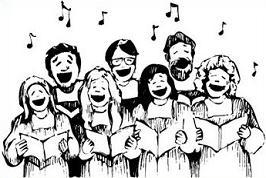 Choir clipart church choir. Free singers cliparts download