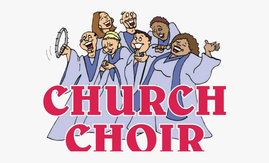 Singing youth free . Choir clipart church choir