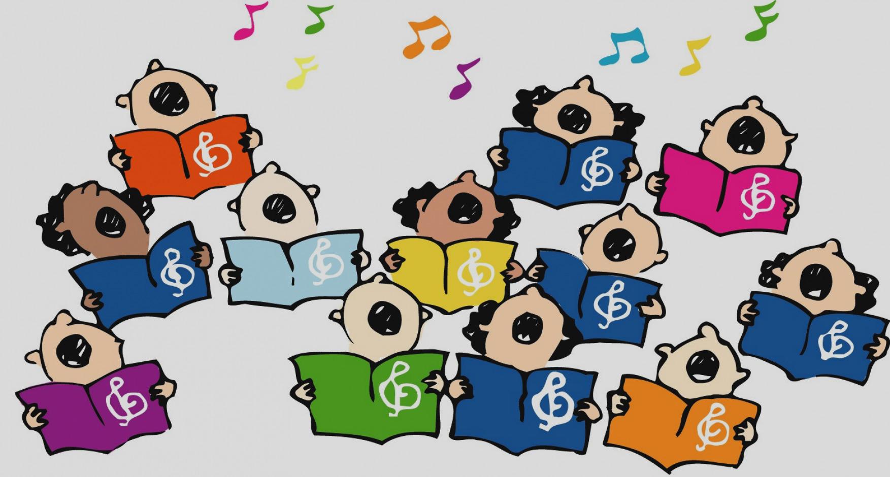 Choir clipart club. Trend clip art free