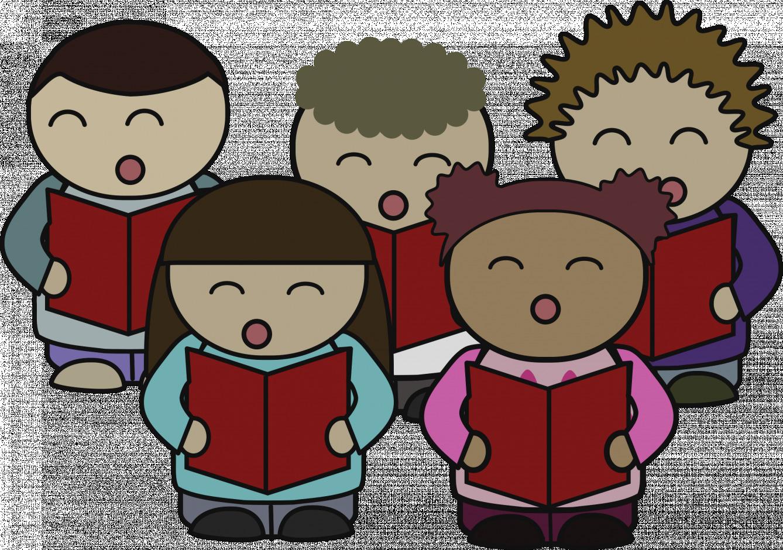 Trend clip art free. Choir clipart club