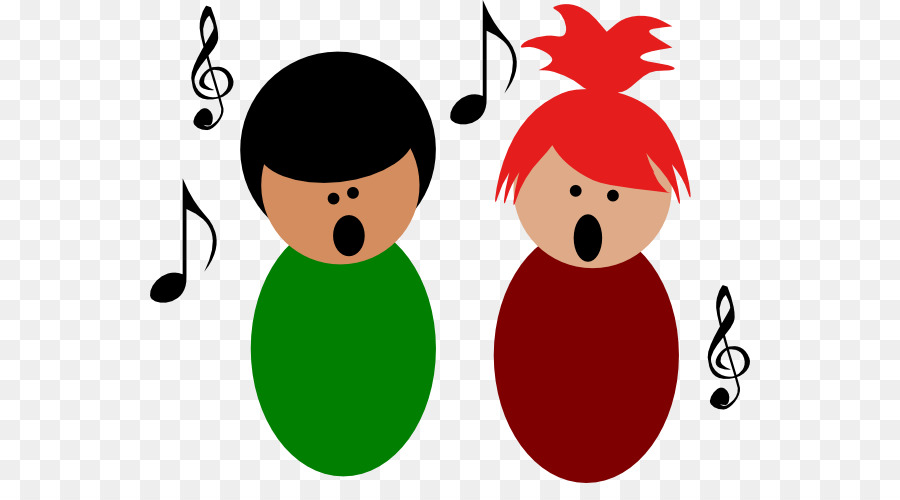 Children s singing rehearsal. Choir clipart cute