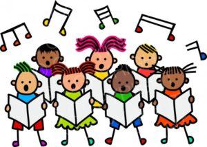 Choir clipart cute. Children s rehearsals for