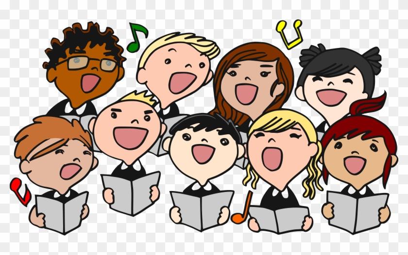 Choir clipart cute. Singer png free transparent