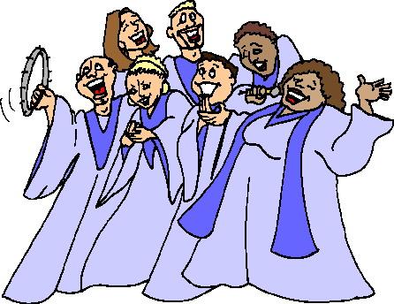 Choir clipart easter. Choirs clip art picgifs