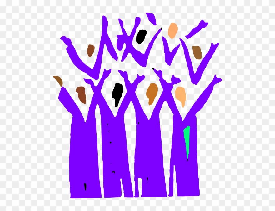 Choir clipart gospel choir. Clip art png download