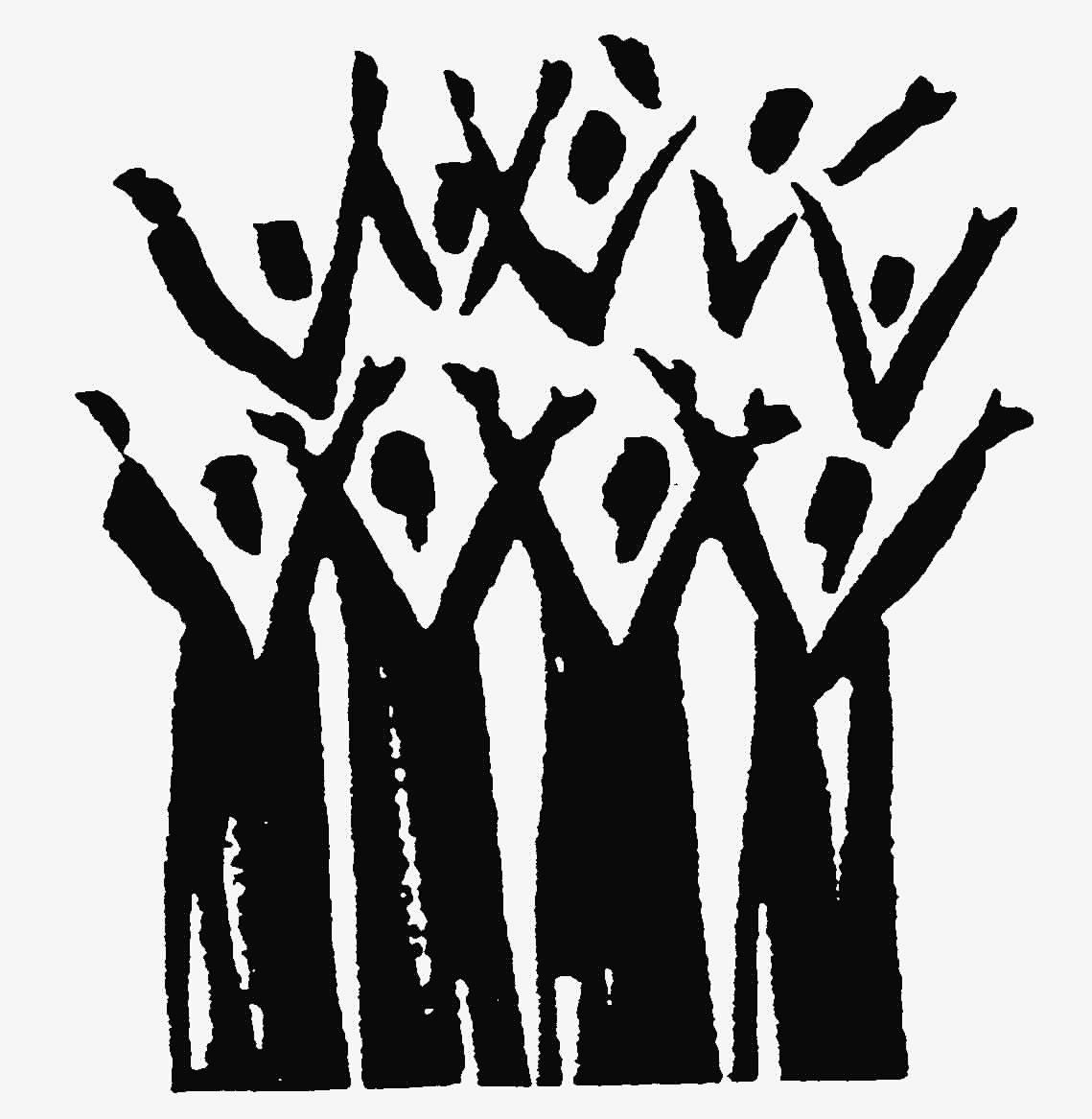 Choir clipart gospel choir. Clip art n free