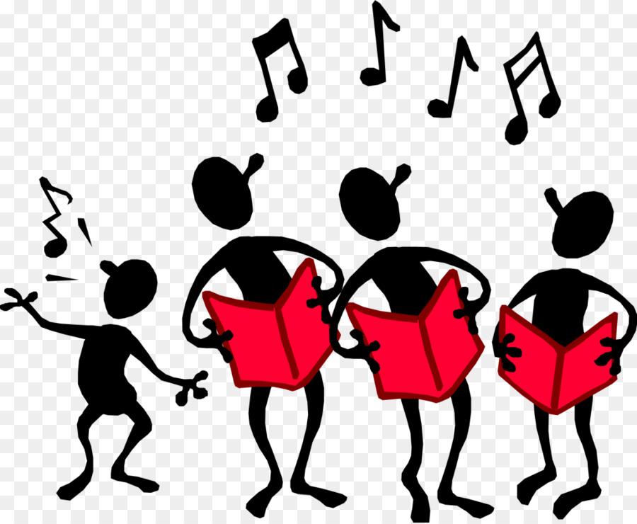Choir clipart high school choir. Singing sing along music