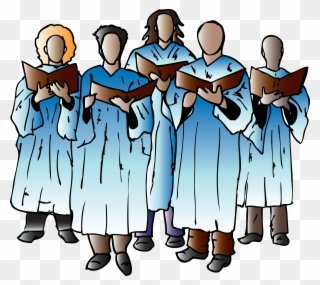 Free png clip art. Choir clipart high school choir