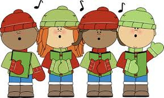 Choir clipart holiday. Village band concert elementary