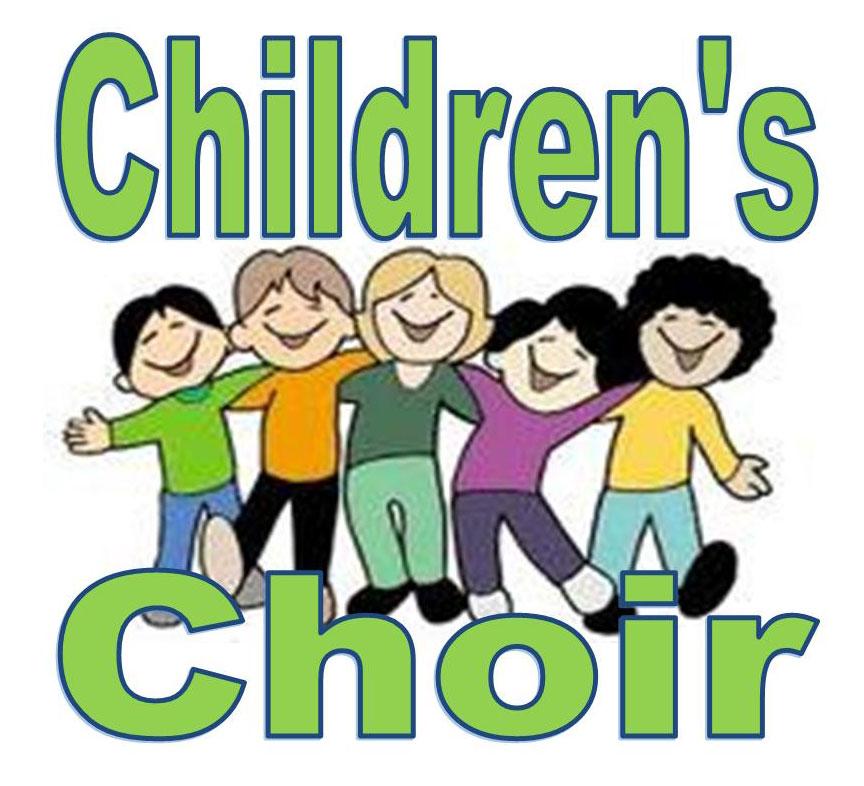 Pictures of a choir. Chorus clipart children's