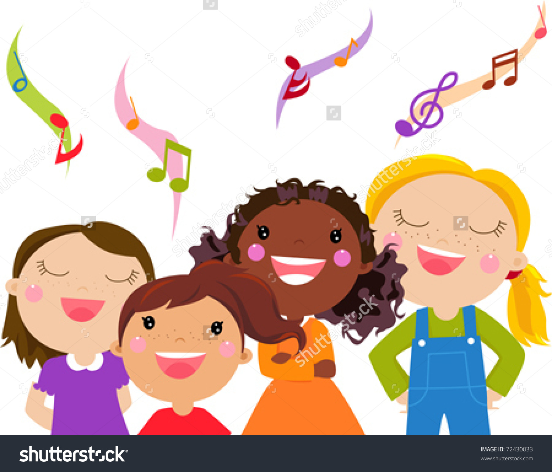 Choir kindergarten