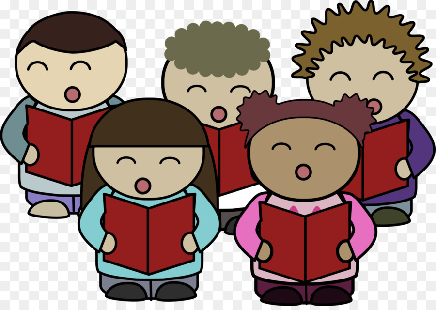 Chorus clipart child choir. Childrens singing clip art