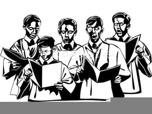 Male choirs free images. Choir clipart men's chorus