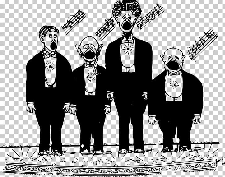 Men s singing png. Choir clipart men's chorus