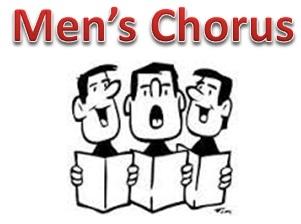 Choir clipart men's chorus. Free men s cliparts