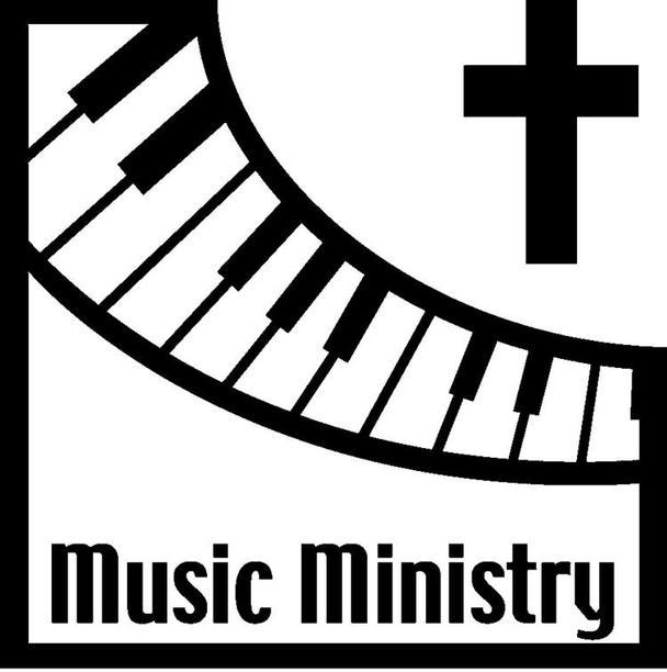 The contemporary saint thomas. Choir clipart music ministry