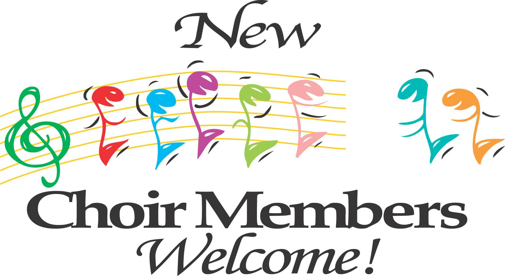 Chorus clipart youth choir. Free church download clip