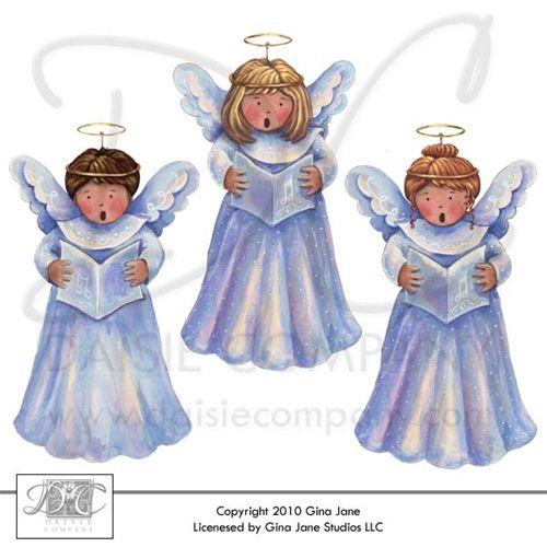 Christmas clip art free. Choir clipart party