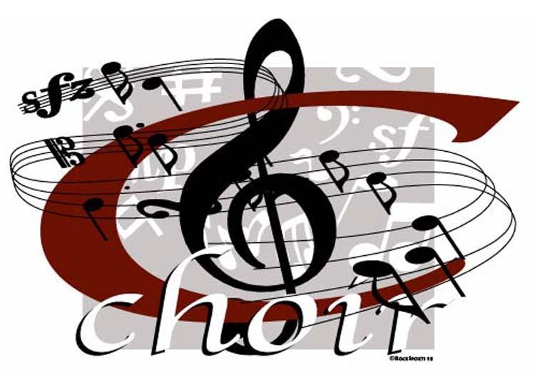 Community rehearsals to begin. Choir clipart senior citizen