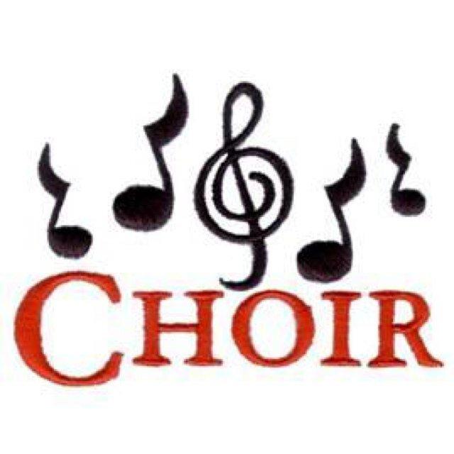 Life showchoirprbs twitter. Choir clipart show choir