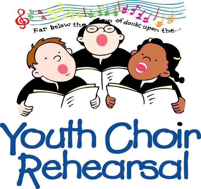 Choir clipart youth choir. Rehearsal at greater mt