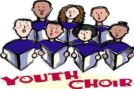 St george s episcopal. Choir clipart youth choir