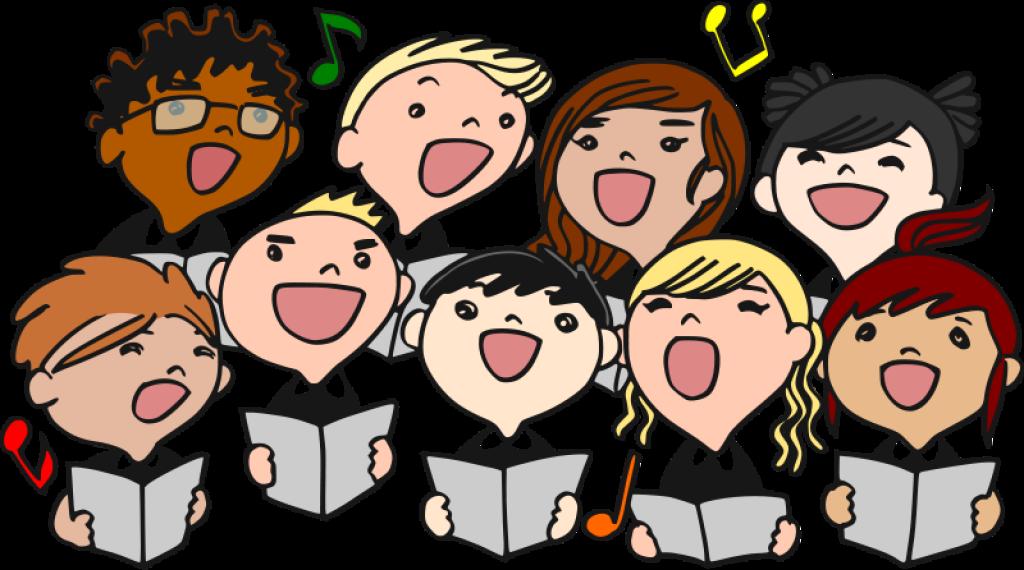 Choir clipart youth choir. St elizabeth ann seton