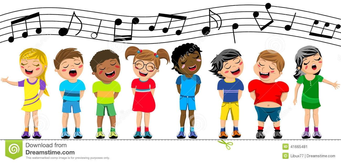 Childrens free download best. Choir clipart youth choir