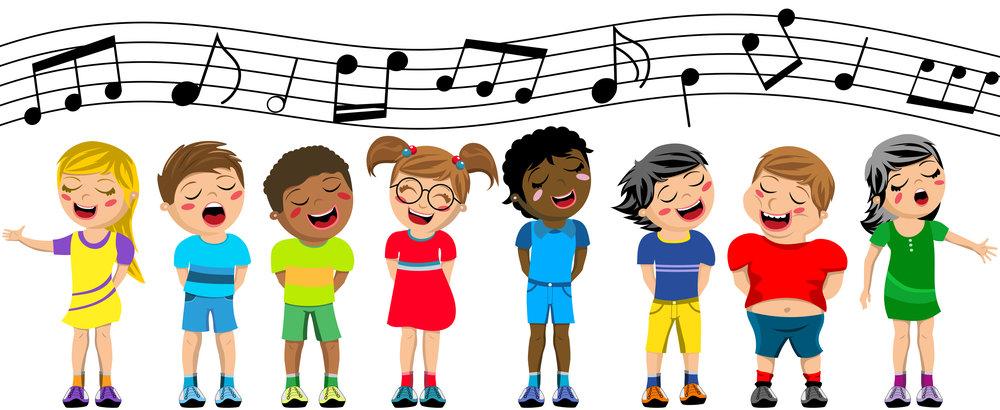 Children s objectives crossroads. Choir clipart youth choir