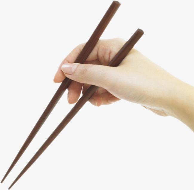 Chopstick hand gesture png. Chopsticks clipart