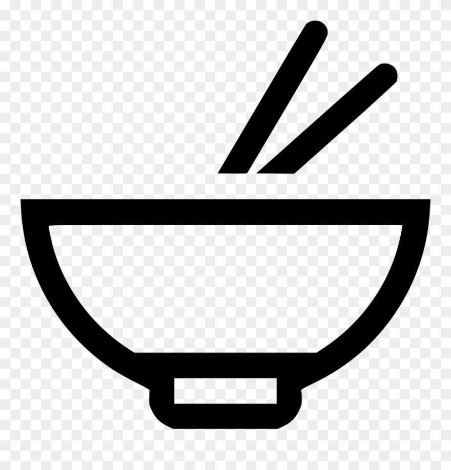 Food noodle chopstick comments. Chopsticks clipart bowl