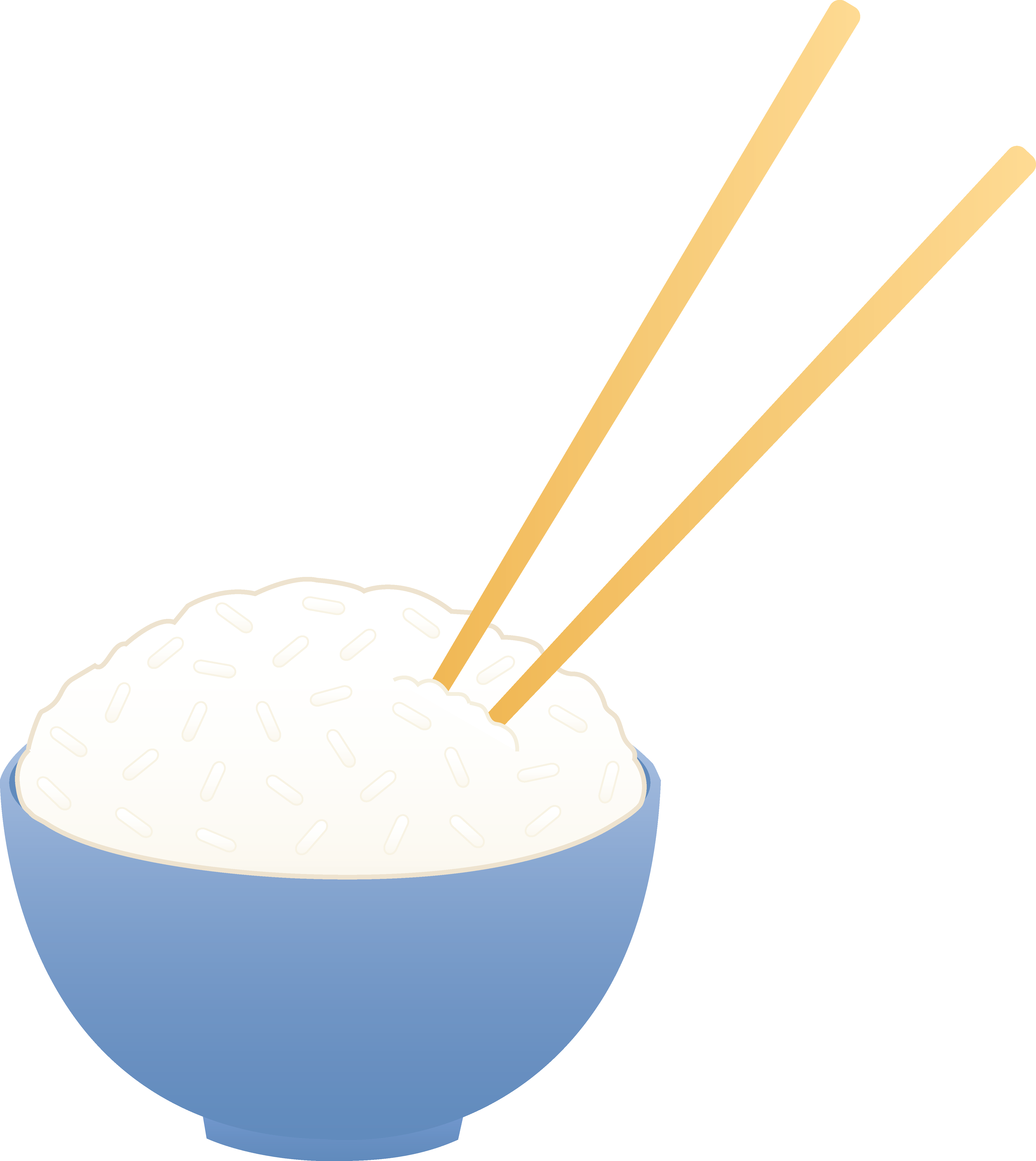Of white rice with. Noodles clipart bowl drawing