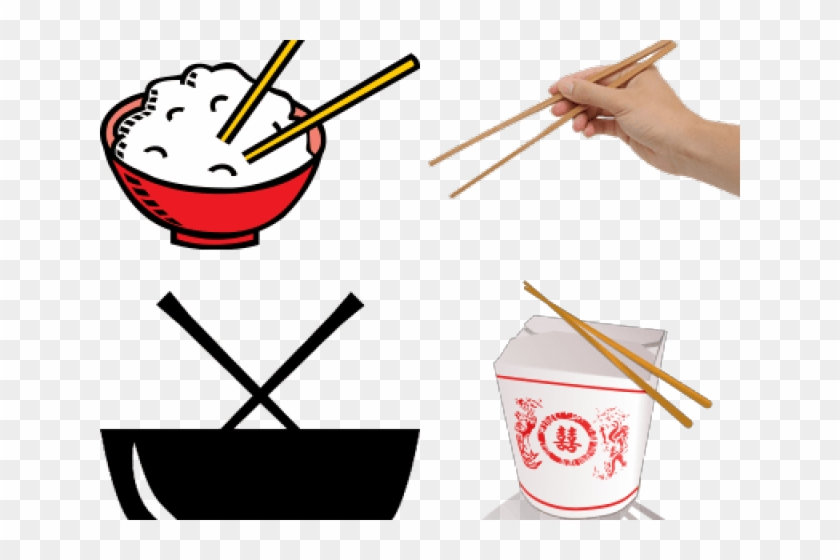 Chopsticks clipart chopstick chinese. Fried rice clip art