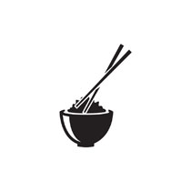 Free cliparts download clip. Chopsticks clipart chopstick rice