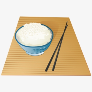 Chopsticks clipart chopstick rice. Free cliparts silhouettes cartoons