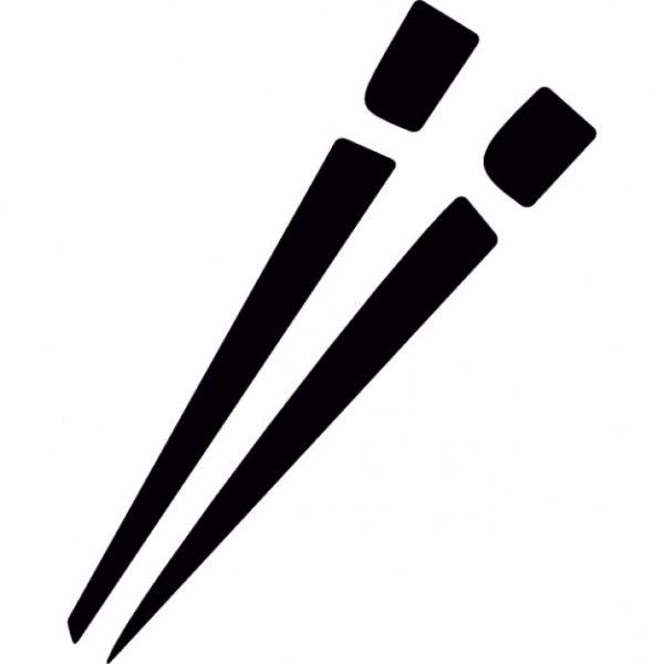 Nice clip art . Chopsticks clipart logo