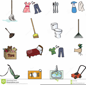 Chore clipart. Free printable images at