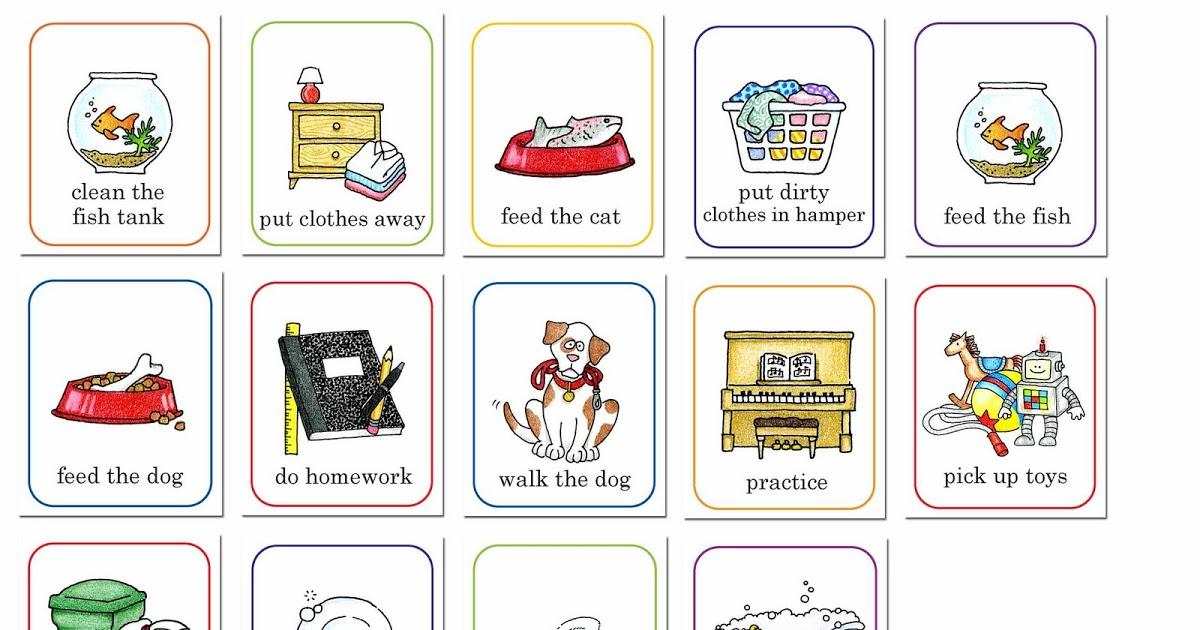 Chore clipart clip art. Susan fitch design job