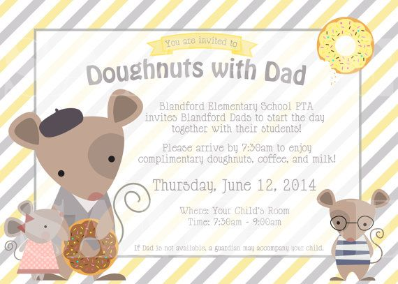 best preschool doughnut. Chore clipart father
