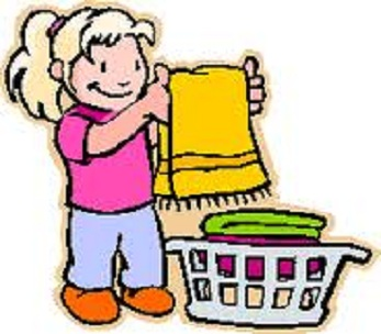 Image of chart chores. Chore clipart helpful