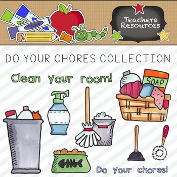 Chores clipart to do. You collection commercial use