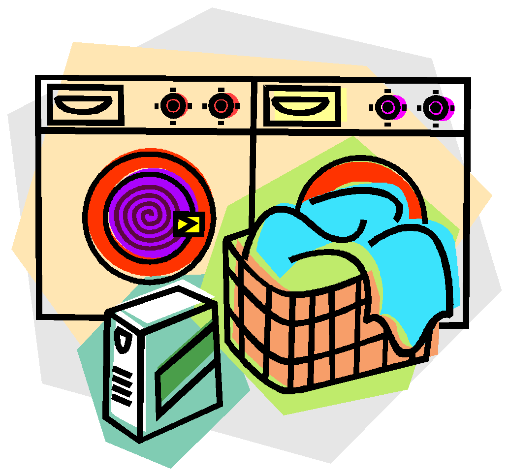 Cleaning clipart washed clothes. Lesson chores lessons tes
