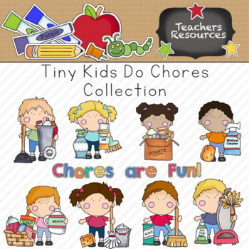Teaching resources teachers pay. Chore clipart school