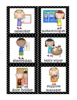 Chores clipart classroom. Helpers set free by