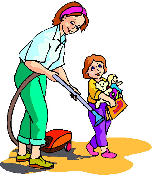 Chore clipart father. House incep imagine ex