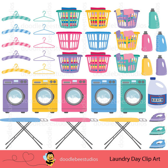 Chores clipart laundry. Day clip art washing