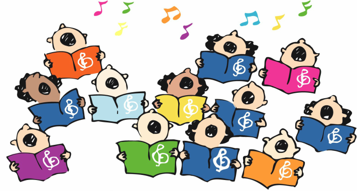 Curriculum ms lotzs music. Chorus clipart