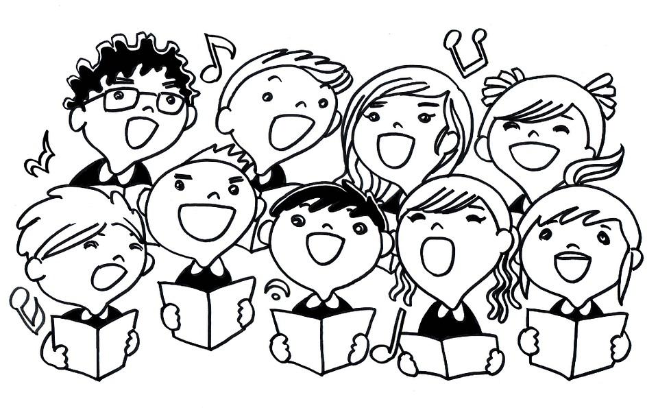 Chorus clipart acapella. The benefits of professional