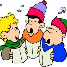 Chorus clipart carol service. Choir clip art